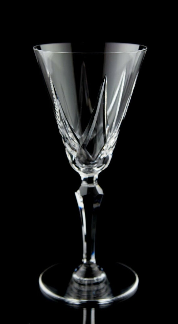 """Lenox Clear Crystal MONTICELLO WATER WINE GOBLET 7 1//8/"""" 9 Available"""