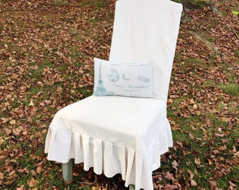 Quick View. Chair Slipcover