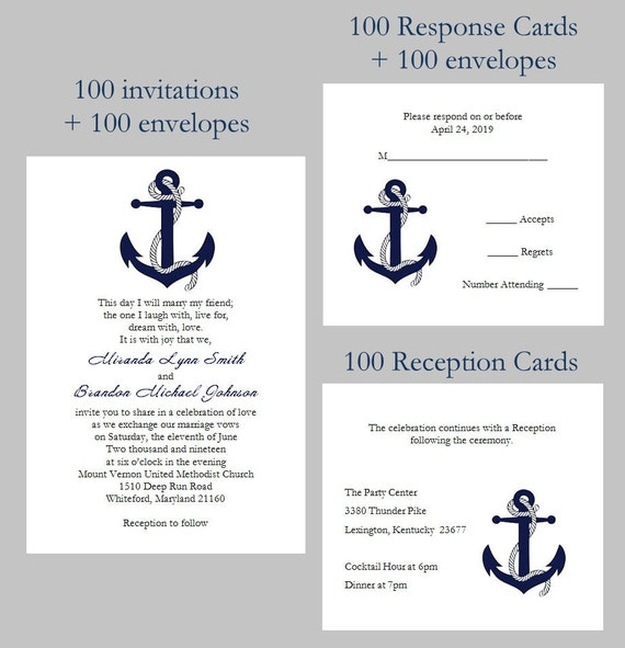 100 Personalized Custom Gay Same-Sex Bridal Shower Rehearsal Wedding Invitations Announcement Cards Set