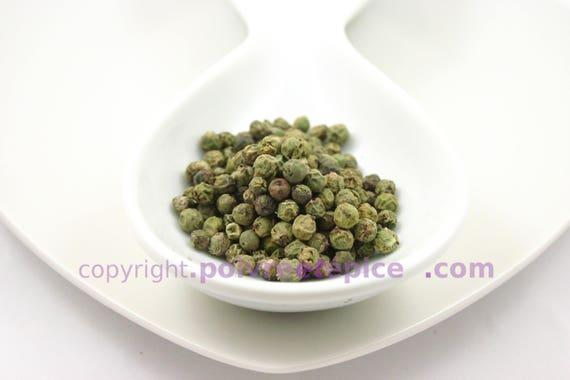 GREEN PEPPERCORN, whole