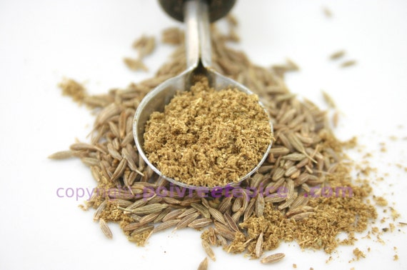 CUMIN SEED, grounded