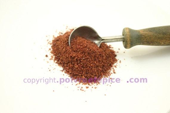 SUMAC, poudre, powder