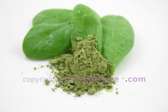 SPINACH POWDER, organic