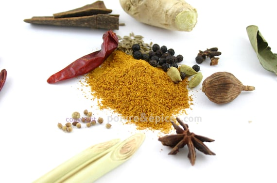 FISH MASALA, mixted spice for seafood