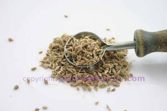 GREEN ANISE, seed, whole