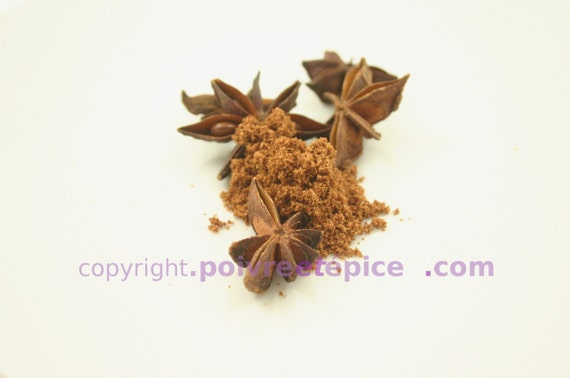STAR ANISE, powder