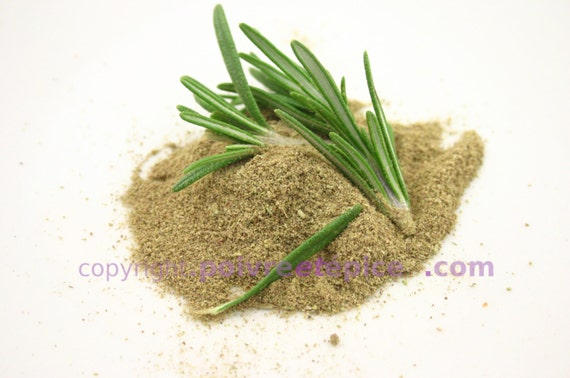ROSEMARY, powder