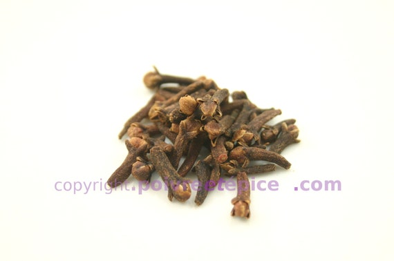 CLOVE, whole spice