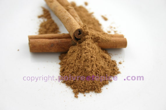 INDONESIAN CINNAMON, powder