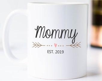 Grammy Mug Grammy Gift Grammy Bear Est.2019-11 oz Mug
