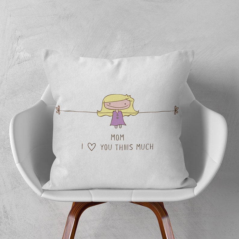 Mothers day gift Personalized gift for mom Mothers day Girl as in picture