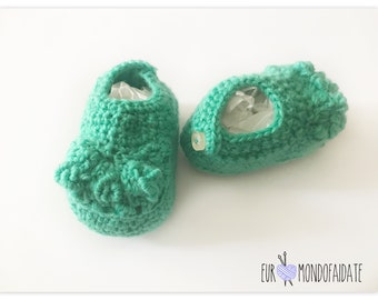 Crochet Booties Shoes