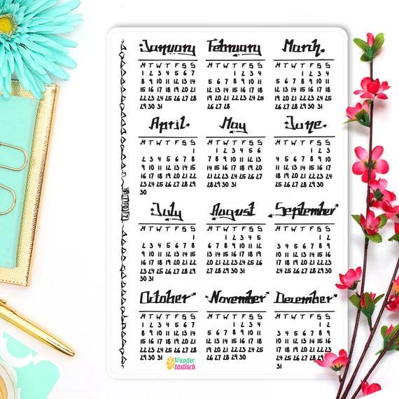 Calendar 2018 Hd Pdf