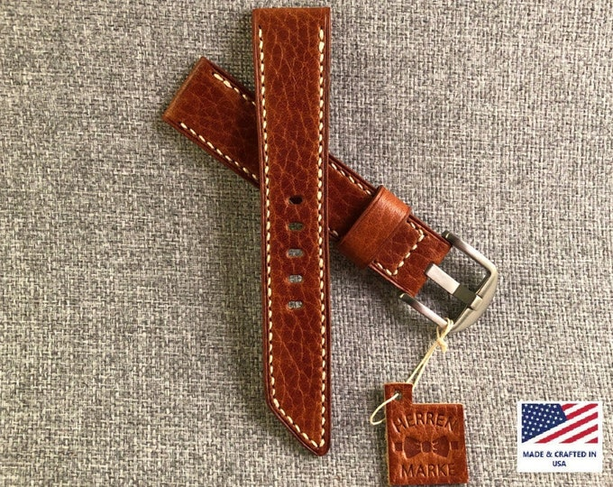 The Buford - Saddle Tan : All American Series