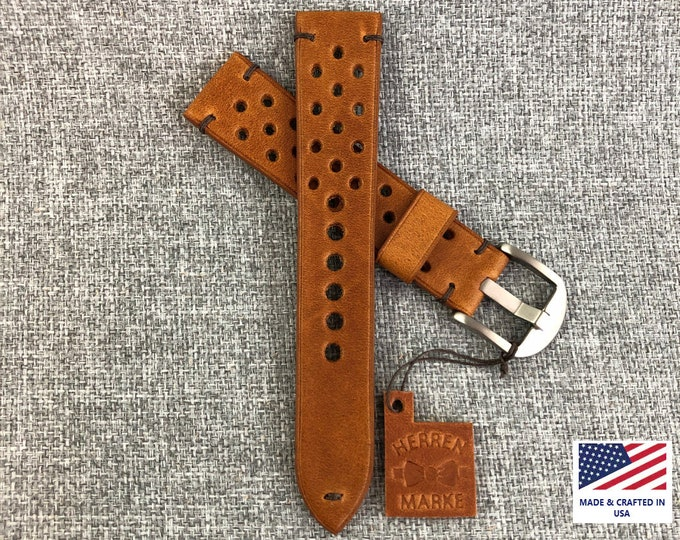 The Dawson Full Rally - Horween Cavalier : All American Series