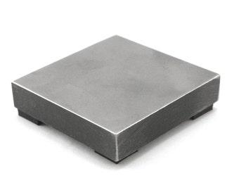 1 stamp block of steel, stamp, Impressart