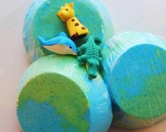 Mother Earth Surprise Animal Bath Bomb