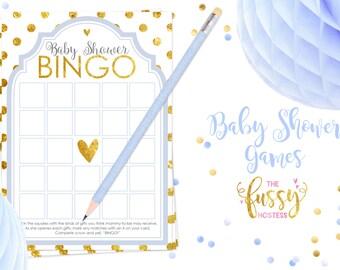 Baby Boy Shower Game Etsy