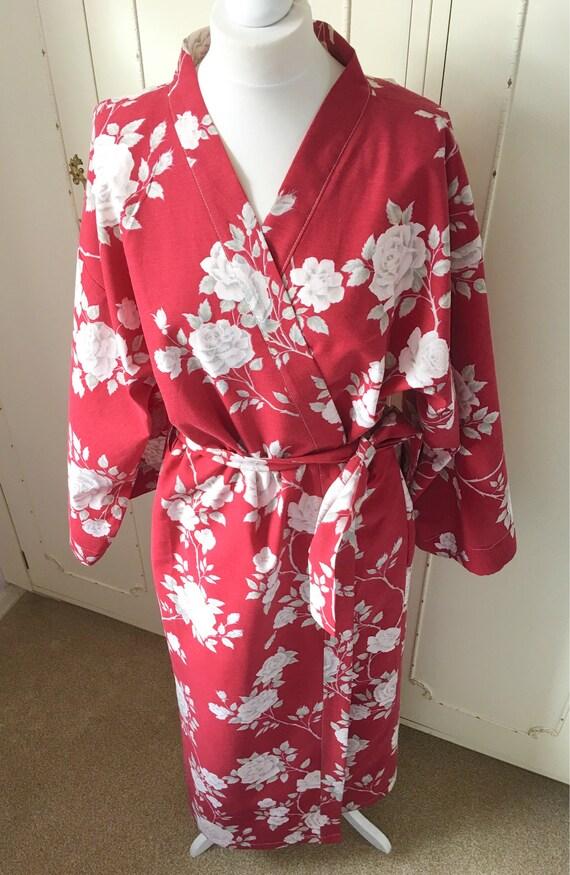 Luxus-Kimono-Bademantel Hochzeitsgesellschaft Gewand Gewand | Etsy