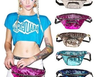 Sequence fanny pack