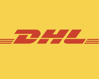 DHL /Shipping upgrade / Fast shipping with tracking