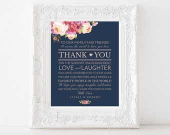 Wedding Thank You Cards Etsy