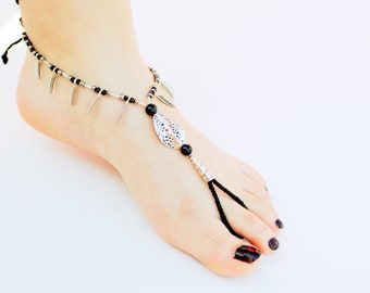 Foot Jewelry Barefoot Sandals