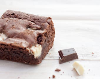 Chocolate Brownie - Chocolate Gift - Foodie Gift