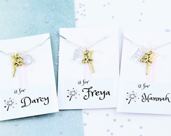 Fairy Name Necklace afb39d1fce27