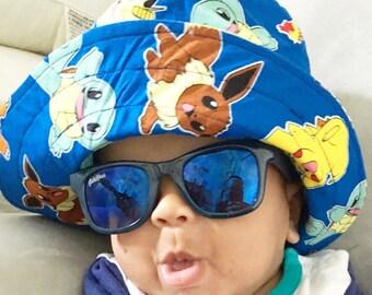 a6b5d32d5c4 Pokemon Bucket Hat