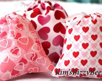 Valentine Treat Bags Etsy