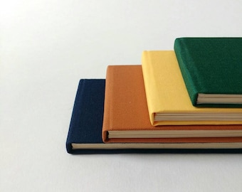Small landscape notebooks (pack of 4)