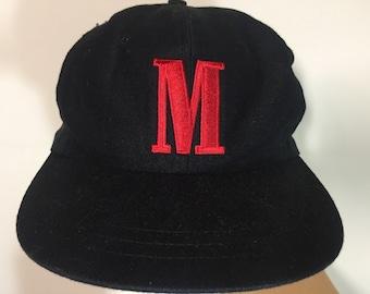 50d2118ed4d5e0 Ball Cap Adult- MARLBORO CIGARETTE BRAND- Embroidered