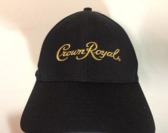 3b5c323b7dbe13 CROWN ROYAL WHISKEY - Adult -Ball Cap