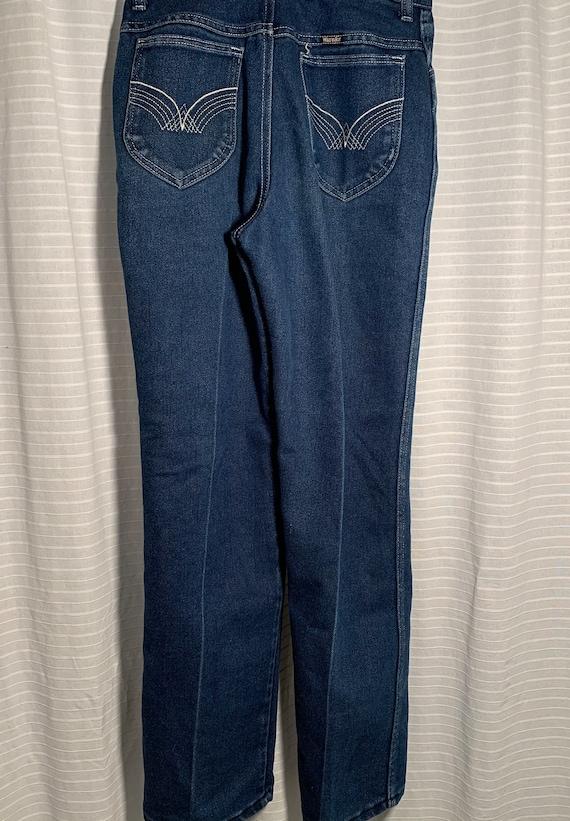 70's Wrangler Jeans - image 5