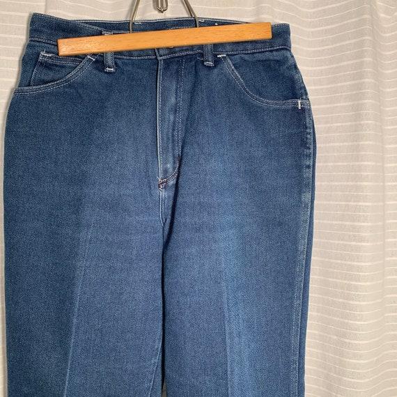 70's Wrangler Jeans - image 4