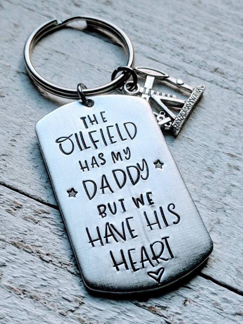 6cb66e84 Oilfield dad. The oilfield has my Daddy. We have his heart. | Etsy