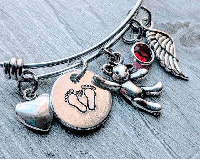 Child loss/ mama Bangle/ Mother of an only Child/ Child Remembrance/ Child death/ PILA/ Miscarriage/ death of a child/ stillborn baby