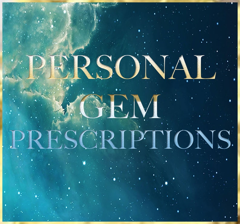 An Individual Prescriptive Gemstone Guide Personalised for you image 0