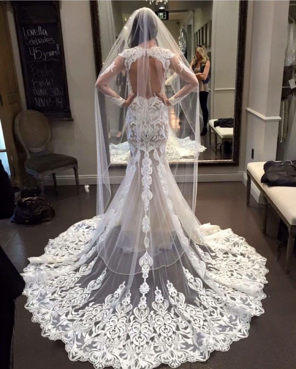 Fashion wedding dress fabric zuhair murad bridal dress fabric   Etsy