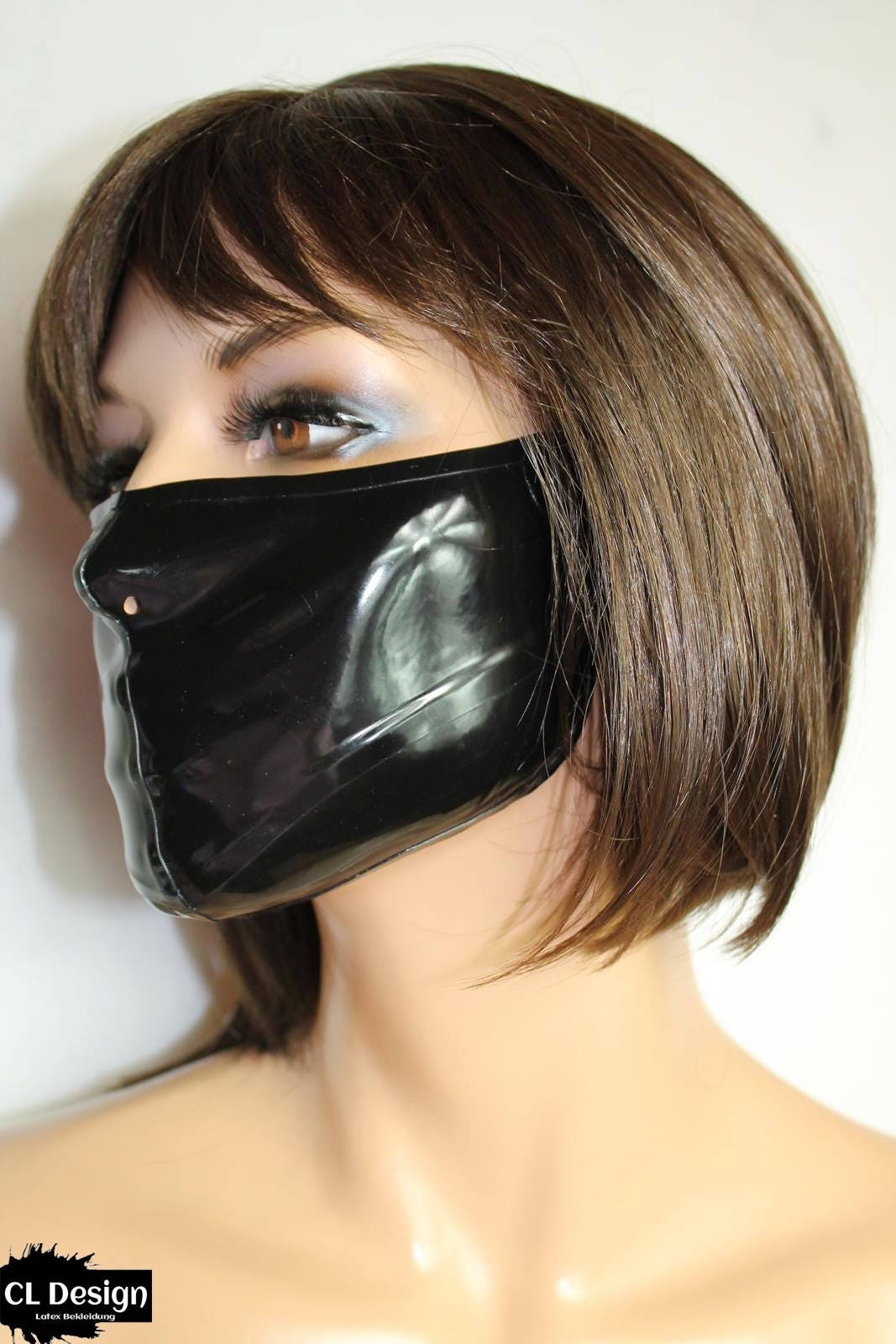 Latex Ultimate Mask Krankenschwester