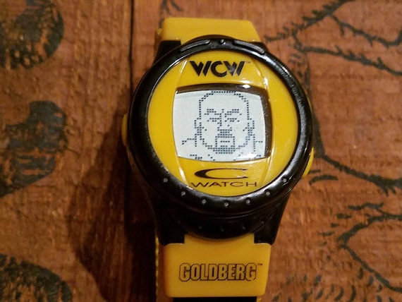 WCW Goldberg Talking Stopwatch