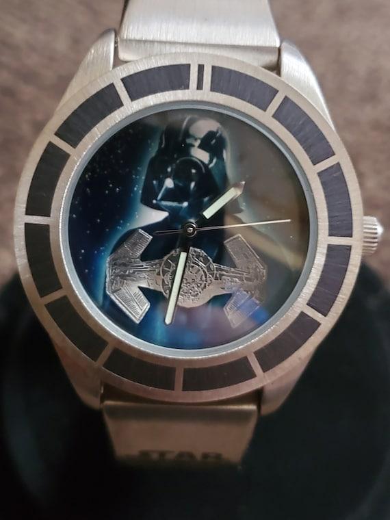 Vintage Star Wars Darth Vader Watch