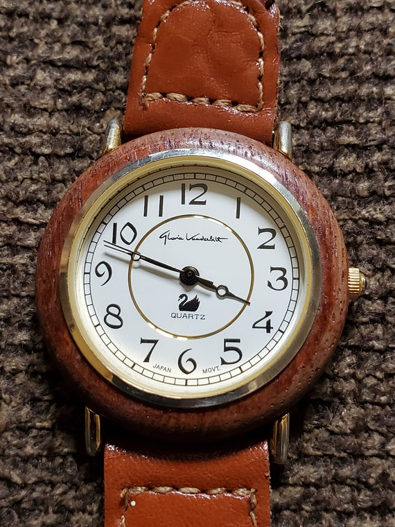Gloria Vanderbilt Watch
