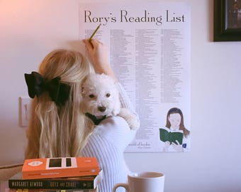 The Rory Reading List - A Comprehensive Guide to All 339 Books Stars Hollow's Favourite Daughter Has Read - Inspired by Gilmore Girls