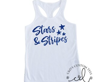 ee31d61e65899 4th of July Tank Top - Girls 4th of July Shirt - America Tank - 4th Of July Tank  Top - Patriotic Tank - Merica Shirt - Girls 4th of July