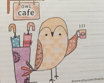 Regular paper / Owl - G