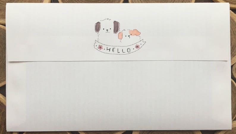 Regular envelope  Pups C