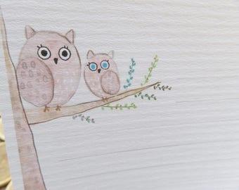 Regular Paper / Owl - C