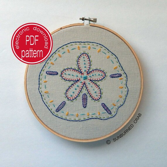 Hand Embroidery Design Embroidery Pattern How To Embroider Etsy Awesome Hand Stitch Embroidery Patterns
